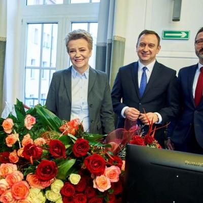 Nowa kadencja Rady Miejskiej w Łodzi 2018-2023