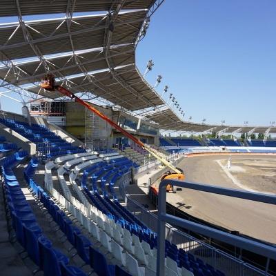 Nowy stadion żużlowy w Łodzi