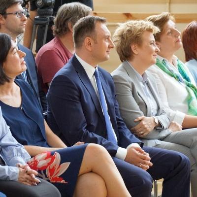 Zakończenie roku szkolnego 2018 w Łodzi
